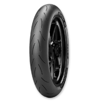 Metzeler Racetec RR 120/70ZR17 Front Tire