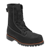 Bates Men's Bomber Black/Camo Leather Boots