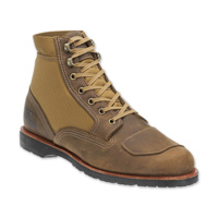 Bates Men's Freedom Brown Leather Boots