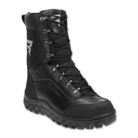 Bates Men's Crossover Black Leather Boots