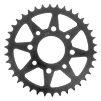 BikeMaster Black 38 Tooth 520 Rear Sprocket