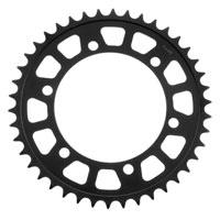BikeMaster Black 43 Tooth 520 Rear Sprocket