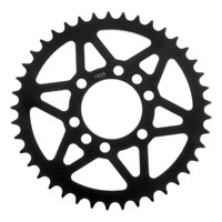 BikeMaster Black 39 Tooth 520 Rear Sprocket