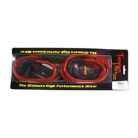 Sumax 8.2mm Red Spark Plug Wire Set
