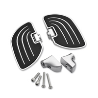 Show Chrome Accessories Beachcomber Driver Floorboards