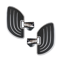 Show Chrome Accessories Beachcomber Passenger Floorboards