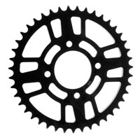 BikeMaster Black Steel 630 Rear Sprocket 41 Tooth