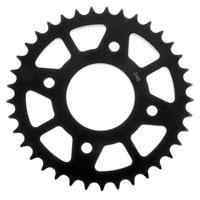 BikeMaster Black Steel 530 Rear Sprocket 35  Tooth