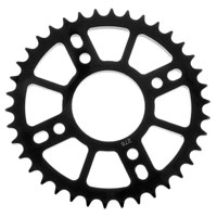 BikeMaster Black Steel 530 Rear Sprocket 36  Tooth