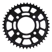 BikeMaster Black Steel 530 Rear Sprocket 39  Tooth