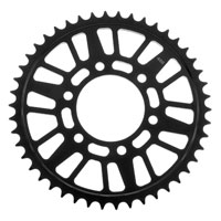 BikeMaster Black Steel 530 Rear Sprocket 46  Tooth