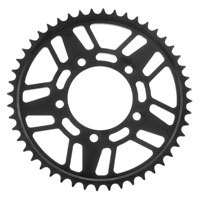 BikeMaster Black Steel 530 Rear Sprocket 52  Tooth