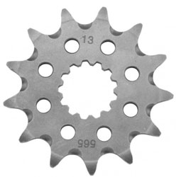 BikeMaster 525 Front Sprocket 17 Tooth