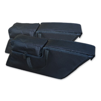 Top Shelf Premium Saddlebag Liners