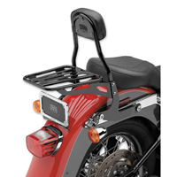 Cobra Black Detachable Backrest