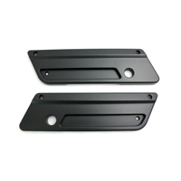 HogWorkz Blackout Saddlebag Latches