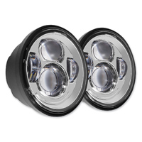 HogWorkz LED Chrome Headlight