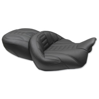 Mustang Deluxe Super Touring One-Piece Seat
