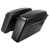 HogWorkz Unpainted OEM Replacement Saddlebags with Lids