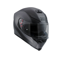 AGV K-5 S Enlace Matte Black Full Face Helmet
