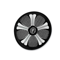 Performance Machine Contrast Cut Syndicate Air Cleaner Faceplate