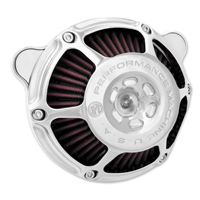 Performance Machine MAX HP Chrome Air Cleaner