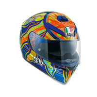 AGV K-3 SV 5 Continents Full Face Helmet