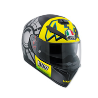 AGV K-3 SV Winter Test 2012 Full Face Helmet