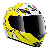 AGV K-3 Gothic 46 Full Face Helmet