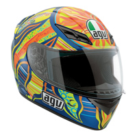 AGV K-3 5 Continents Full Face Helmet