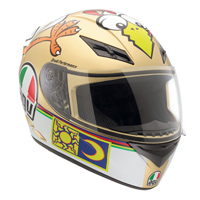 AGV K-3 The Chicken Full Face Helmet
