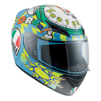 AGV K-3 Wake Up Full Face Helmet