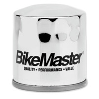 BikeMaster Chrome Spin On Oil Filter