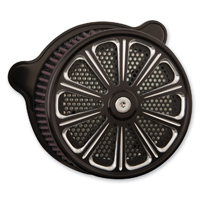 HardDrive Parts Air Cleaner Assembly Luck Black