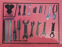 V-Twin Manufacturing Rider Tool Kit