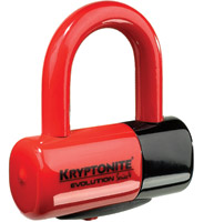 Kryptonite EV Red Disc Lock