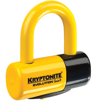 Kryptonite EV Yellow Disc Lock