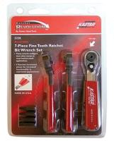 Kastar 7-Piece Fine Tooth Bit Wrench Set