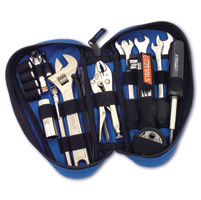 CruzTOOLS RoadTech Teardrop Tool Kit