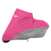 Breast Cancer Awareness Medium Street/Cruiser Bike Cover