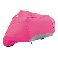 Breast Cancer Awareness Large Touring Bike Cover