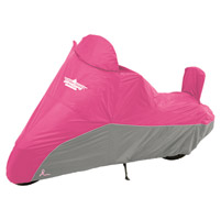 Breast Cancer Awareness Large Cruiser Bike Cover