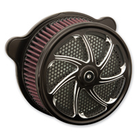 HardDrive Parts Air Cleaner Assembly Flow Black