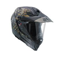 AGV AX-8 Dual Evo Grunge Full Face Helmet