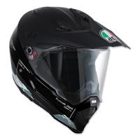 AGV AX-8 Dual Evo Wild Frontier Black Full Face Helmet