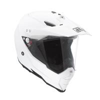 AGV AX-8 Dual Evo White Full Face Helmet