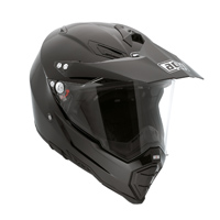 AGV AX-8 Dual Evo Gloss Black Full Face Helmet