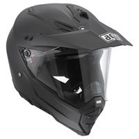 AGV AX-8 Dual Evo Matte Black Full Face Helmet