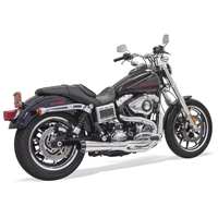 Bassani Road Rage II 2 into 1 Exhaust Chrome