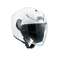 AGV Blade White Open Face Helmet